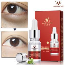 12ml Collagen Essence Moisturizing Eyes Serum Firming Wrinkl