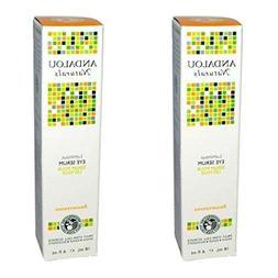 - Andalou Luminous Eye Serum | 18ml | 2 PACK - SUPER SAVER