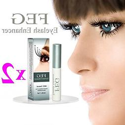 2X FEG Eyelash enhancer!!! 2 pieces of most powerful eyelash