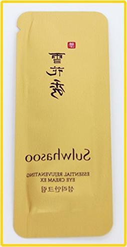 30X Sulwhasoo Essential Rejuvenating Eye Cream 1ml. Super Sa