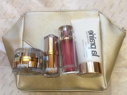 La Prairie 5-pc Platinum Rare Set: Eye Cream, Essence, Serum