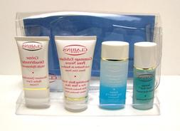 Clarins Paris Skin Care Set - Includes: Thirst Quenching Hyd