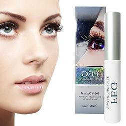 FEG Eyelash Enhancer Rapid Growth Serum 100% Natural Eyelash