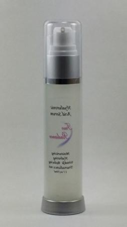 HYALURONIC ACID SERUM 70% plus more. For dry skin, super hyd