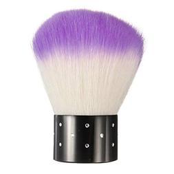 K9 Mini Kabuki Blusher Brush Foundation Face Eyes Powder Cos