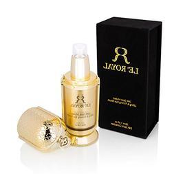 Le Royal 24K Gold Lifting & Firming Eye Serum Best