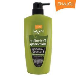 Lolane Pixxel Detoxifier Hair&scalp Relaxing Shampoo 500 Ml