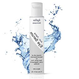 Organic Anti-Aging Eye Serum a Refined Eye Cream for Dark Ci