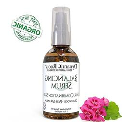 Organic Facial Serum for Normal and Combination Skin by Dyna