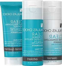 Paula's Choice-CLEAR Extra Strength Acne Travel Kit-2% Salic