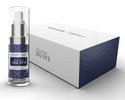 Ultra Luxe Eye Gel - Revitalizing Anti Aging Eye Cream Serum