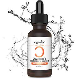 Vitamin C Serum by Natrogix, Super Anti-Aging Facial Serum W