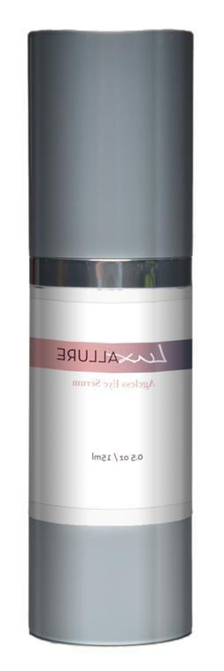 LUX Allure Ageless Eye Serum - Premium Under Eye Treatment -