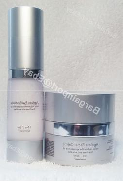 ANTIAGEN ~ Ageless Facial Creme 1.0 oz. & Ageless Eye Revita