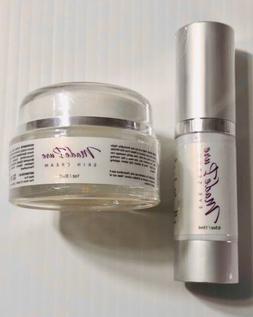 Made Pure Anti Aging Kit - Skin Cream & Eye Serum New Sealed