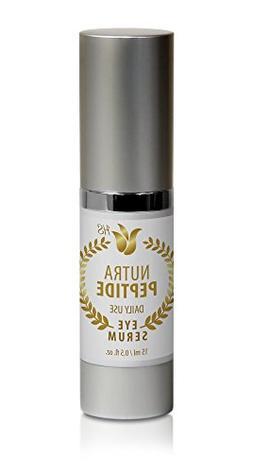 Anti-aging skin care system - NUTRA PEPTIDE EYE SERUM - Seru