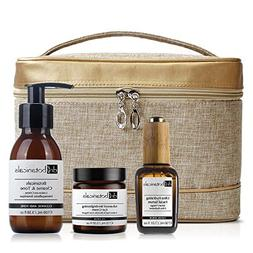 Dr Botanicals Bag Set Cleanse and Tone, Ultra Hydrating Faci