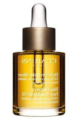 Clarins Blue Orchid Face Treatment Oil for Dehydrated Skin 1