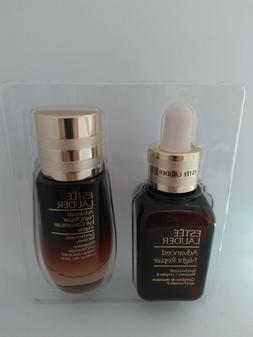 Estee Lauder Advanced Night Repair Serum 30ml 1oz + Eye Conc