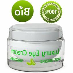 Pure and Natural Eye Cream for Sensitive Skin - Reduces Wrin