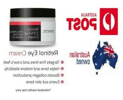 Retinol Eye Cream 2.5% from YEOUTH Boosted w/Retinol, Hyalur