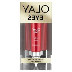 Olay Eye Lifting Serum for Firming Skin, Fragrance-Free, 0.5