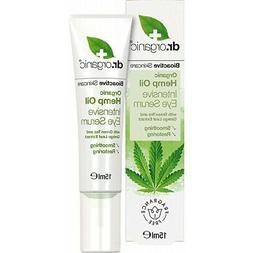 Dr Organic Eye Serum - Intensive Organic Hemp Oil 15ml Eye &