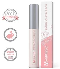 Eyelash & Eyebrows Growth Serum 100% Organic with Omega-9 Cr
