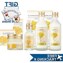 THE FACE SHOP Calendula Essential Moisture Toner 150ml+ Emul