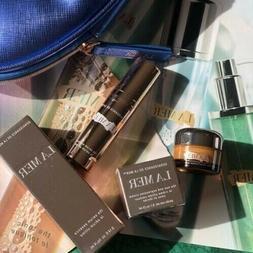 LA MER Genaissance Eye and expression cream 3ml & The serum