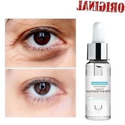Hyaluronic Acid Eye Serum Essence Remove Dark Circles Anti P