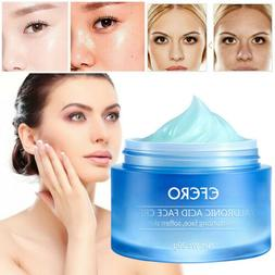 Hyaluronic Acid Gel Cream Anti-Aging Wrinkle Face+Eye Serum