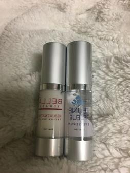 JEUNE FLEUR Eye Serum and BELLÁ SERATA Rejuvenating Facial