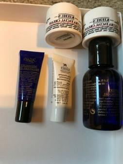 Kiehl's 5pc Lot Midnight Recovery Cleansing Oil Eye Ultra