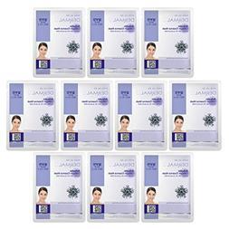 DERMAL Arbutin Collagen Essence Facial Mask Sheet 23g Pack o
