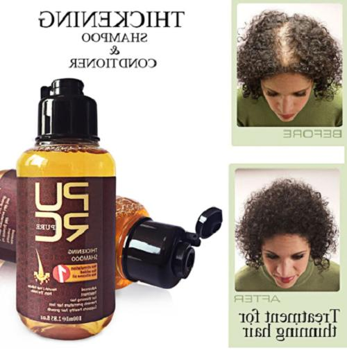 1P PURC Hair Shampoo For Regrowth