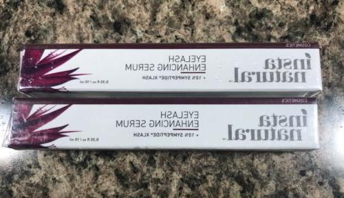 2 new eyelash enhancing serum 0 35oz