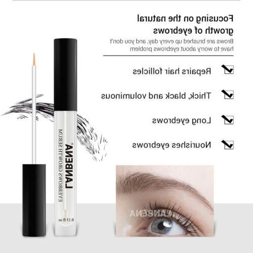 4.5ml Serum Liquid Eyebrow Longer Thicker Cosmetics Make up