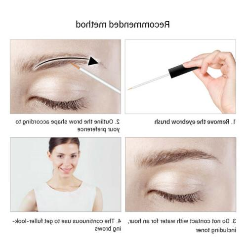 4.5ml Liquid Eyebrow Longer Thicker Cosmetics Make Tool