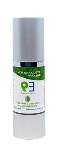 Essential 9 Eye Serum for Dry Eyes and Eyelid Hydration - An