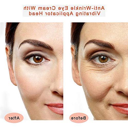 Eye Cream, Massager, Under Cream, Massager Facial Massage Cream Firming Skin Removal