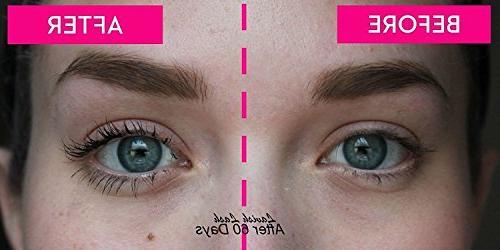Hairgenics Lavish Lash Eyelash Growth Enhancer Brow Serum Luscious Lashes and Eyebrows.!