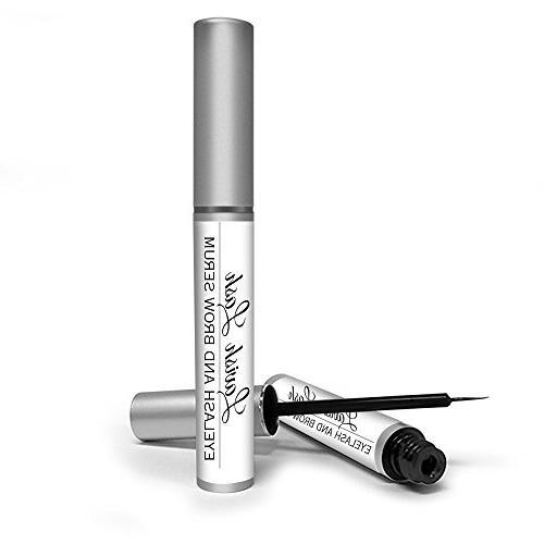 Hairgenics Lavish Lash – Eyelash Growth Enhancer & Brow Se