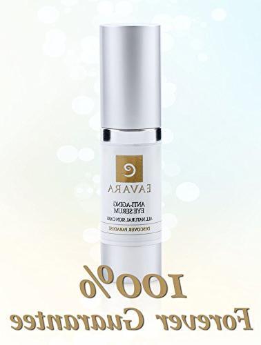 Organic Award Winning Anti Eye | Organic Best Under Eye Skin for Dark Fine Wrinkles |