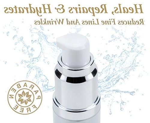 Organic Award Anti | Best Skin for Reducing Dark Fine Wrinkles Hyaluronic