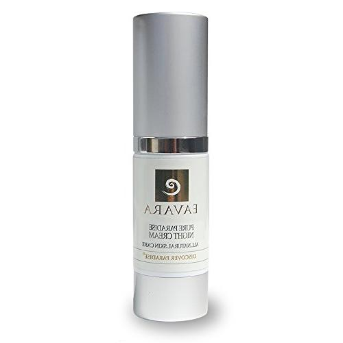 Organic Retinol A Night and Under Eye Cream Serum For Women