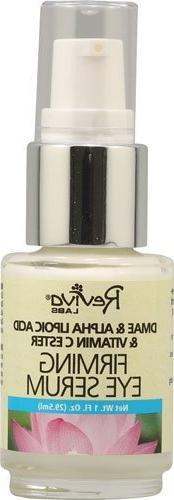 Reviva Labs Eye Care Firming Eye Serum with DMAE Alpha Lipoi