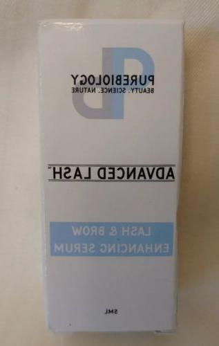 advanced lash lash and brow enhancing serum