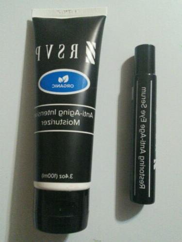 anti aging intensive moisturizer or restoring eye