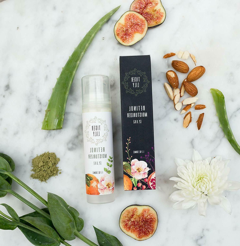 Anti Aging moisturizer 2.5% with Botanical Acid, Jojoba,